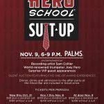 Next Hero School Events!